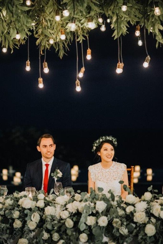 The Wedding of Christoph & Jessica by BDD Weddings Indonesia - 027