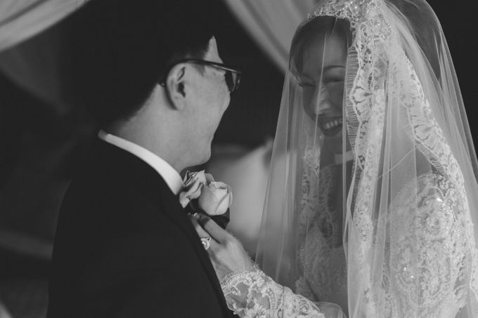 Brian & Imelda Bali Wedding by Ian Vins - 021