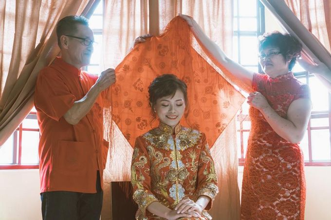 ALLY CHOONG BRIDAL MAKE UP & HAIR STYLING by Ally Choong . Make Over - 034