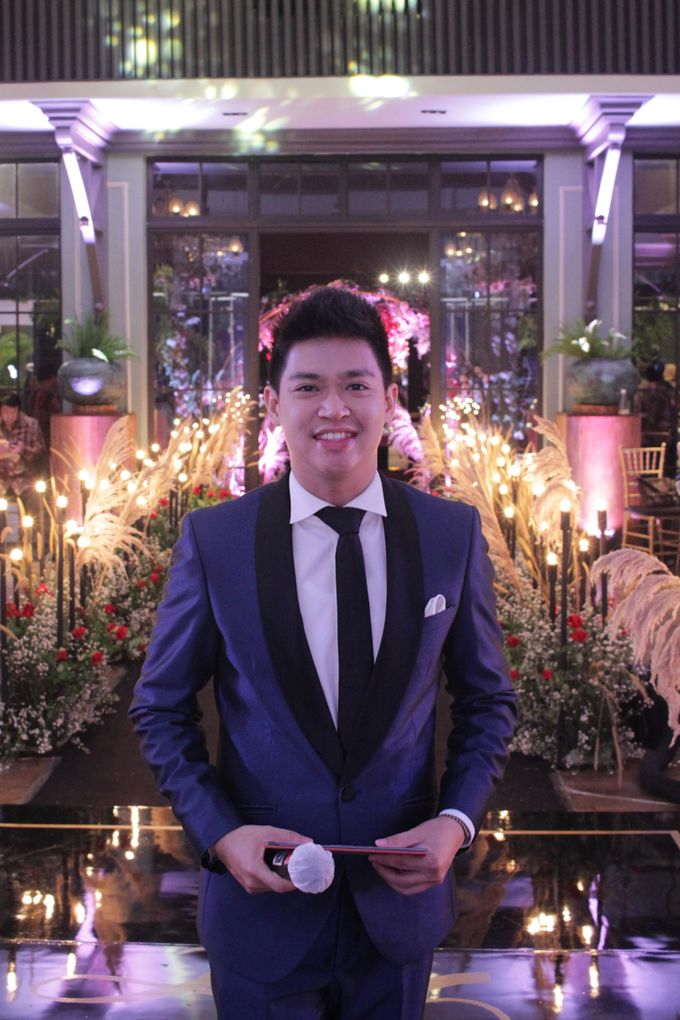 MC Wedding Intimate Suasana Restaurant Jakarta - Anthony Stevven by Anthony Stevven - 014