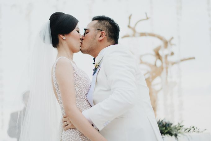 Yoga & Vivi Wedding by Hilda by Bridestory - 028