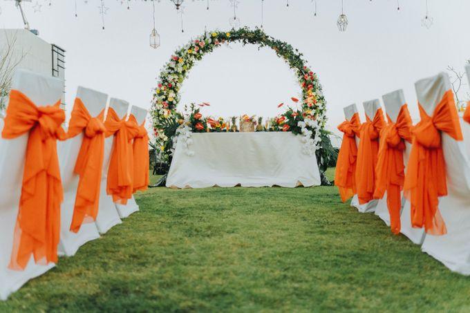 The Wedding of Chris & Mona by Varawedding - 042