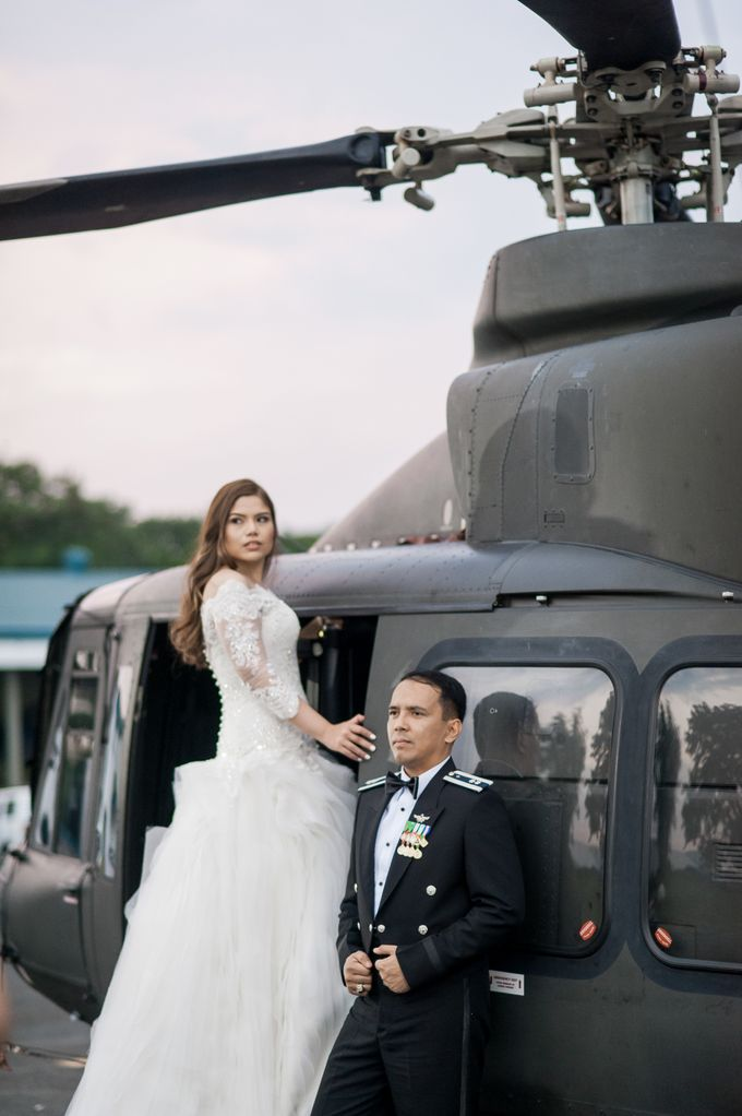 A Military Wedding by Jaymie Ann Events Planning and Coordination - 012