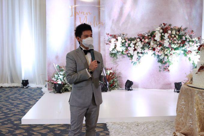 MC Wedding Intimate at Sheraton Gandaria Jakarta by Anthony Stevven by Anthony Stevven - 025