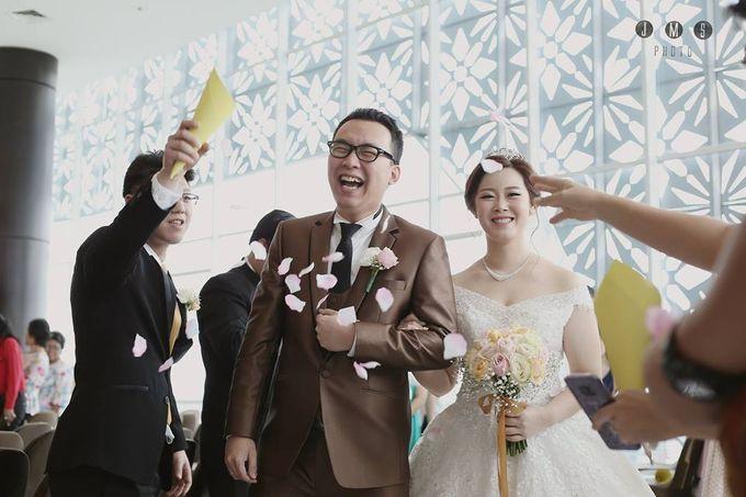 ARIEF & TAMMY HAPPY WEDDING by The Vida Ballroom - 001