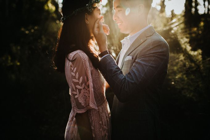 Inka & Jon - Perth Prewedding by ILUMINEN - 007