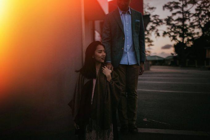 Inka & Jon - Perth Prewedding by ILUMINEN - 019