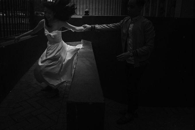Inka & Jon - Perth Prewedding by ILUMINEN - 031