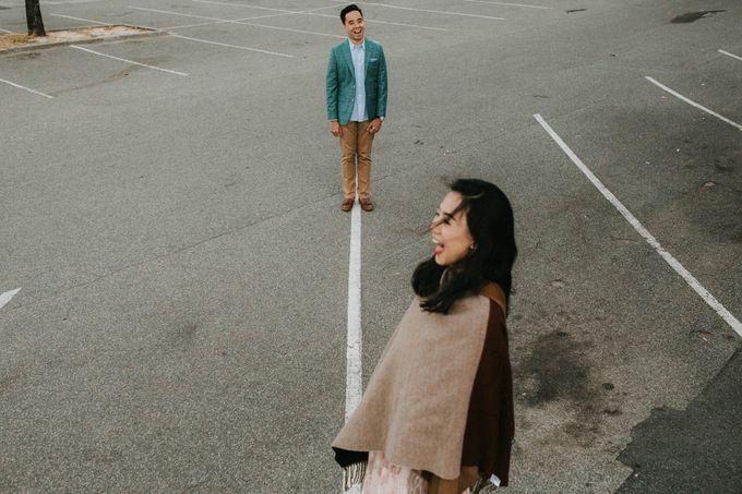 Inka & Jon - Perth Prewedding by ILUMINEN - 018