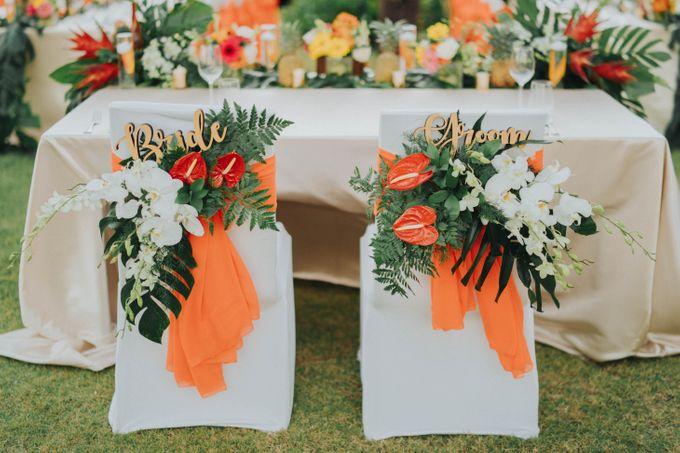 The Wedding of Chris & Mona by Varawedding - 044
