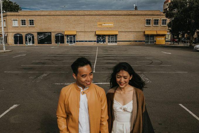 Inka & Jon - Perth Prewedding by ILUMINEN - 024