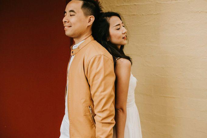 Inka & Jon - Perth Prewedding by ILUMINEN - 033