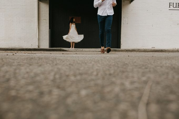 Inka & Jon - Perth Prewedding by ILUMINEN - 026