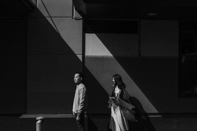 Inka & Jon - Perth Prewedding by ILUMINEN - 037