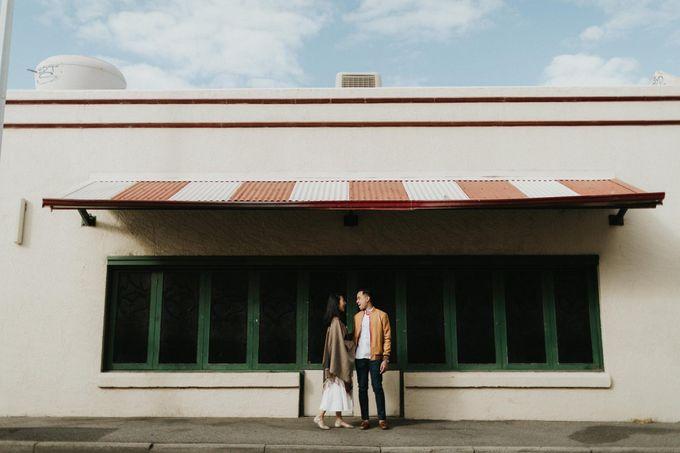 Inka & Jon - Perth Prewedding by ILUMINEN - 021