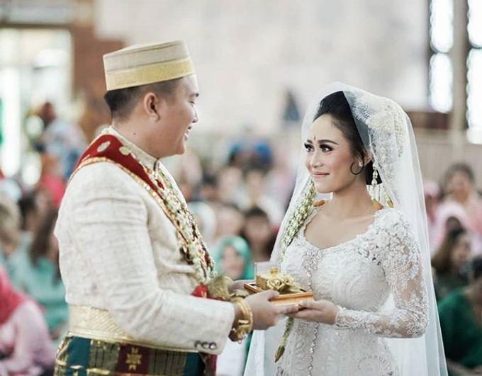Yasmine Andhika CHANDIRA WEDDING PACKAGE by Chandira Wedding Organizer - 022