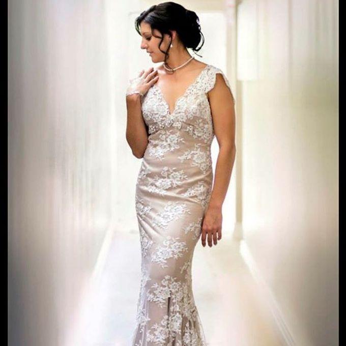 Jenna Wedding Gown - Custom by JRW Bridal - 012