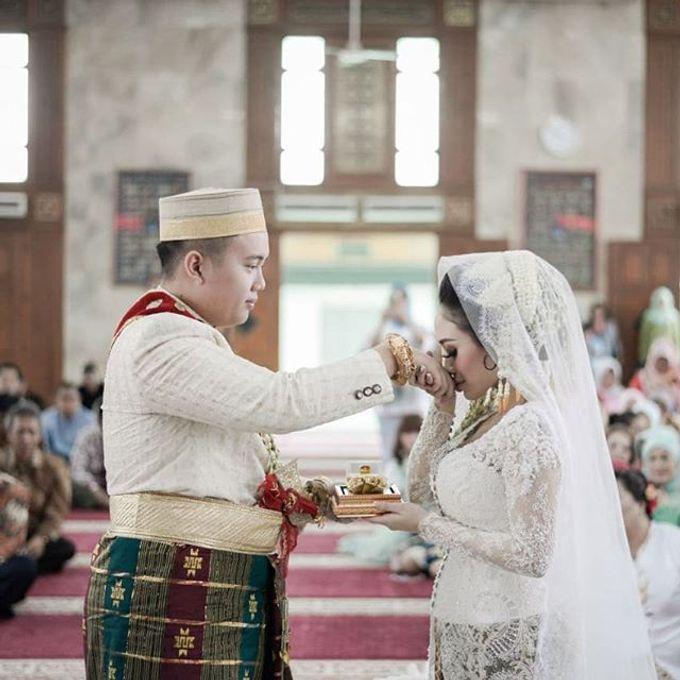Yasmine Andhika CHANDIRA WEDDING PACKAGE by Chandira Wedding Organizer - 034