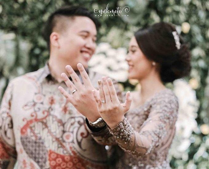 Yasmine Andhika (Engagement Package By Chandira) by Chandira Wedding Organizer - 003