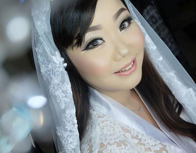 wedding make up by nof makeup - 003
