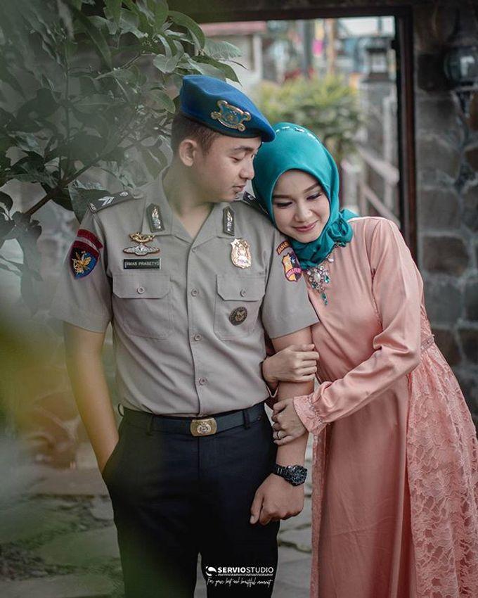 Prewedding Ajeng&Dimas #Season 2 by Servio wedding studio - 002