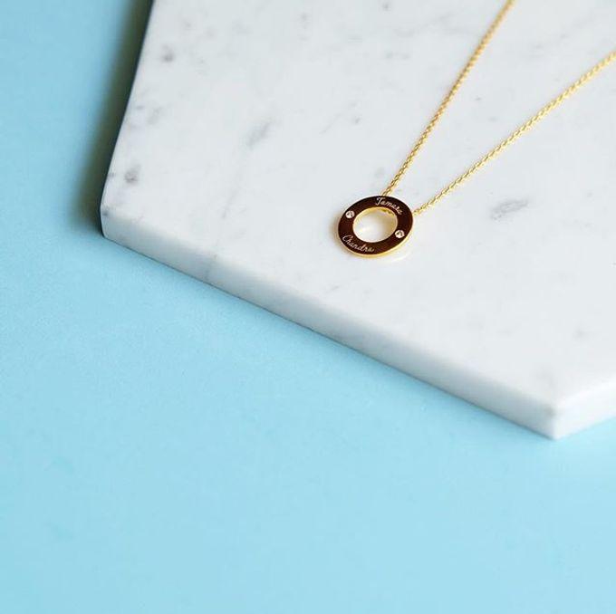 CARA NECKLACE by LINCA Jewellery - 001