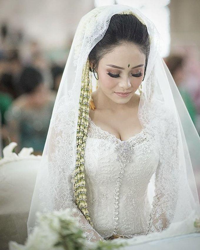 Yasmine Andhika CHANDIRA WEDDING PACKAGE by Chandira Wedding Organizer - 001