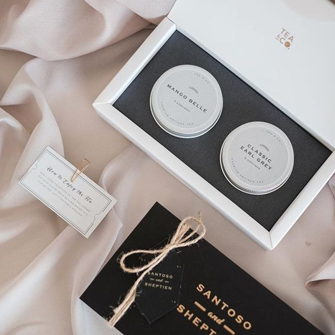 The wedding of Santoso and Sheptien by Tea & Co Gift - 002