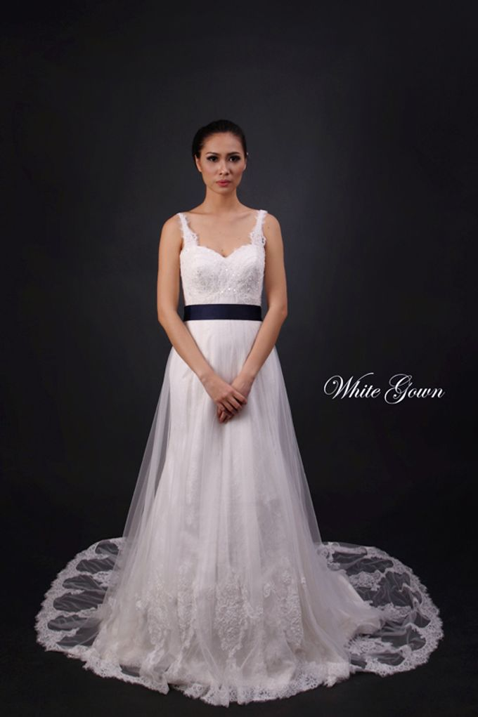 Wedding dress & Evening Gown by Tati Photo - 004