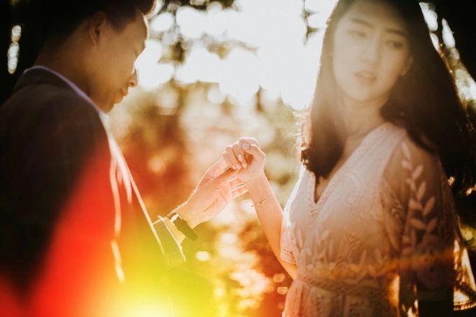 Inka & Jon - Perth Prewedding by ILUMINEN - 002
