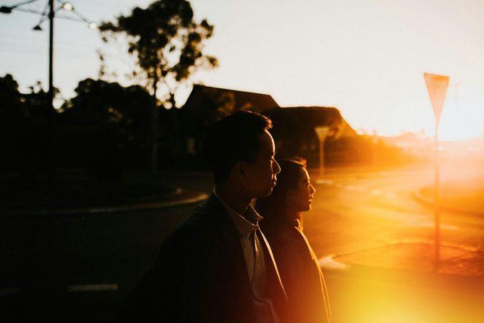 Inka & Jon - Perth Prewedding by ILUMINEN - 014