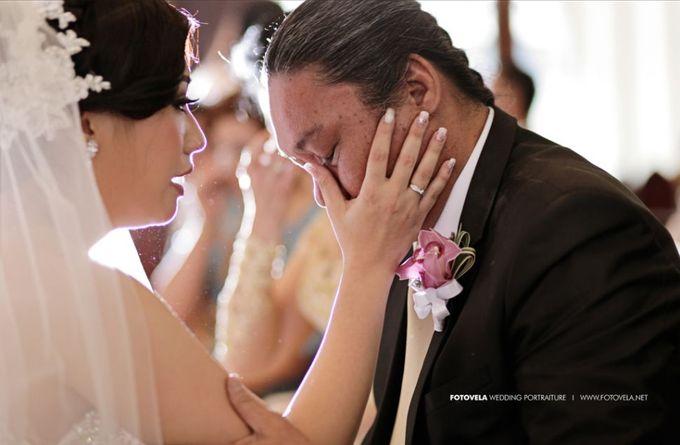 Fendy & Jeany Wedding by fotovela wedding portraiture - 054