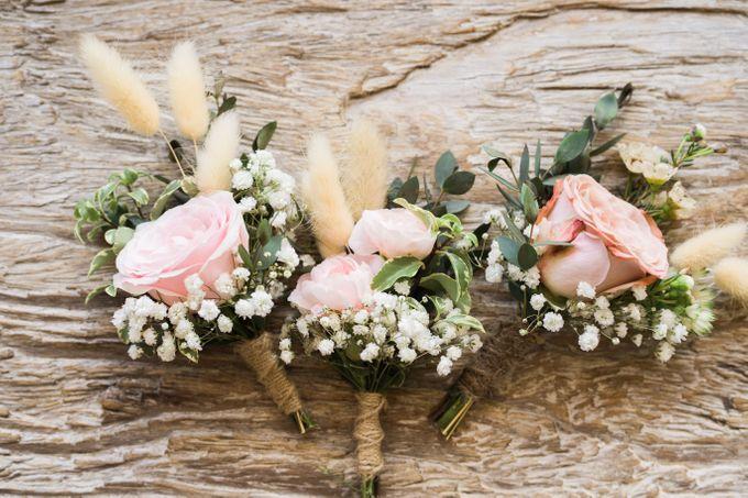 The Wedding of  Sherridan & Dylan by Bali Wedding Atelier - 009