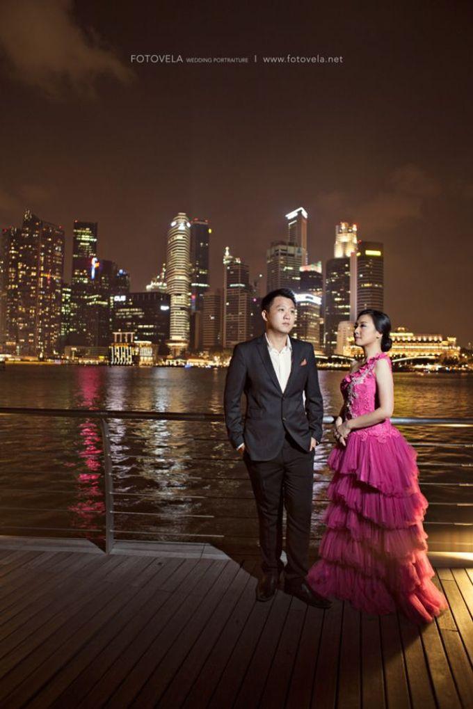singapore Prewedding Fendy & Jeany by fotovela wedding portraiture - 012