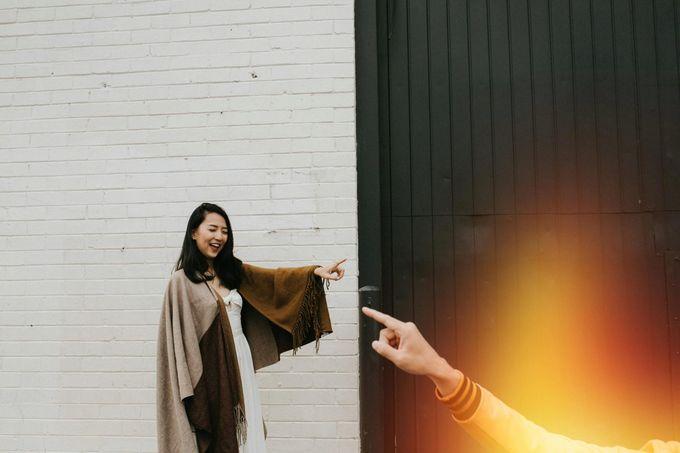 Inka & Jon - Perth Prewedding by ILUMINEN - 029
