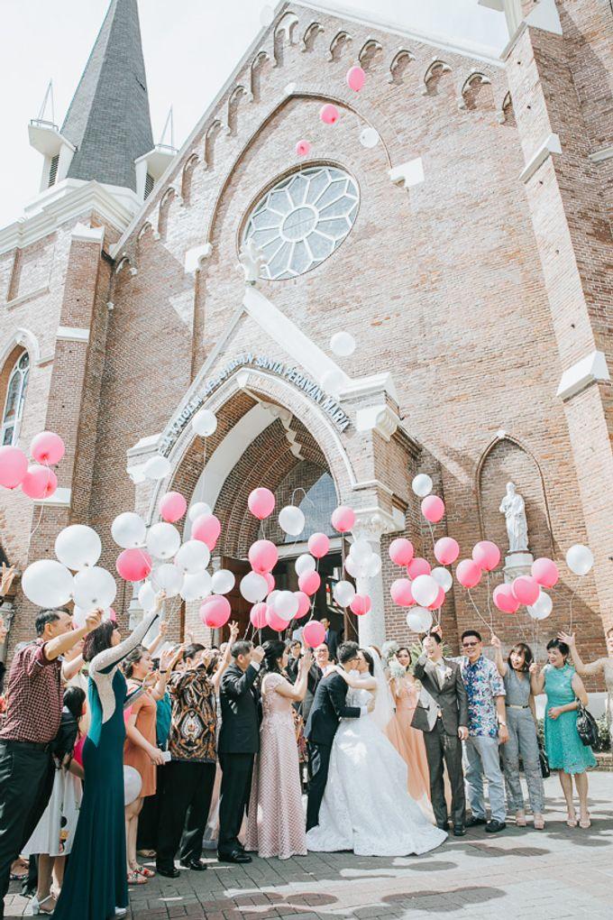 Wedding Of Alex & Olvi by My Day Photostory - 038