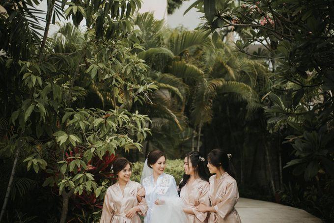 Sisca & Bob Wedding at Sofitel Nusa Dua - Bali by ILUMINEN - 007