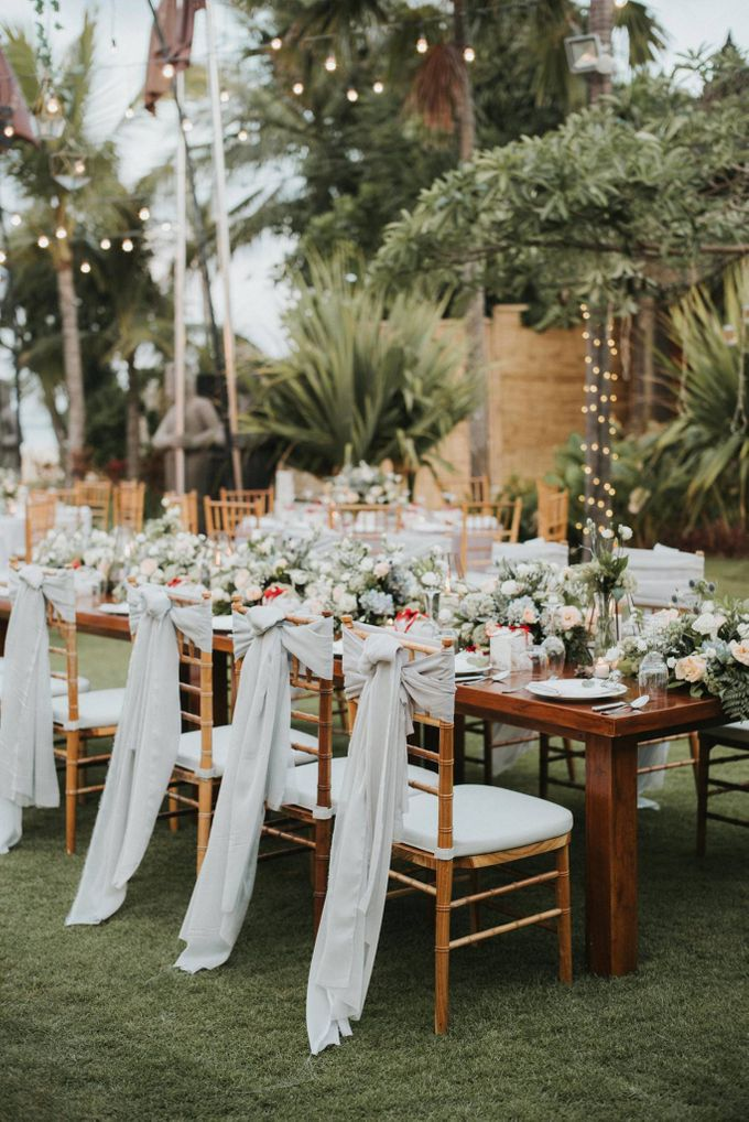 Sisca & Bob Wedding at Sofitel Nusa Dua - Bali by ILUMINEN - 029