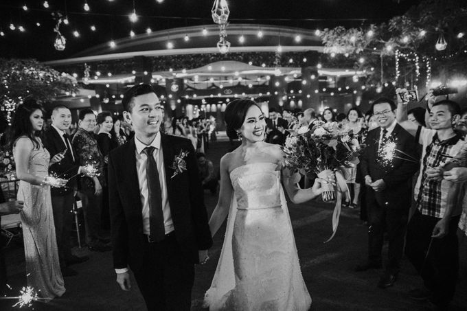 Sisca & Bob Wedding at Sofitel Nusa Dua - Bali by ILUMINEN - 035