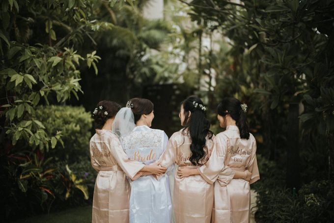 Sisca & Bob Wedding at Sofitel Nusa Dua - Bali by ILUMINEN - 008