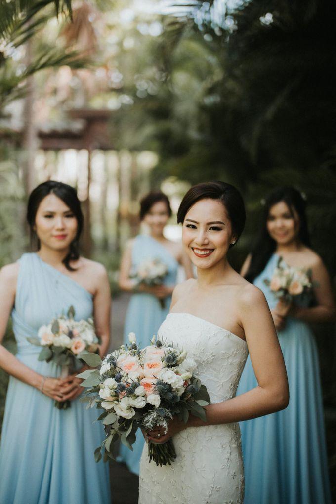 Sisca & Bob Wedding at Sofitel Nusa Dua - Bali by ILUMINEN - 018