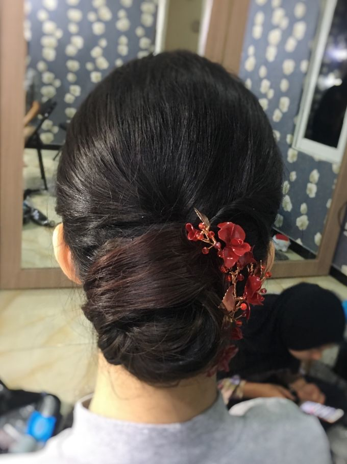 Hairdo by Vanie yahya MUA - 007