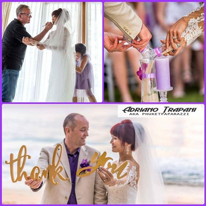 Wedding by Wedding Boutique Phuket - 001
