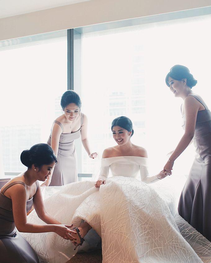 Ritz Carlton - Edsel & Velin by Maestro Wedding Organizer - 006