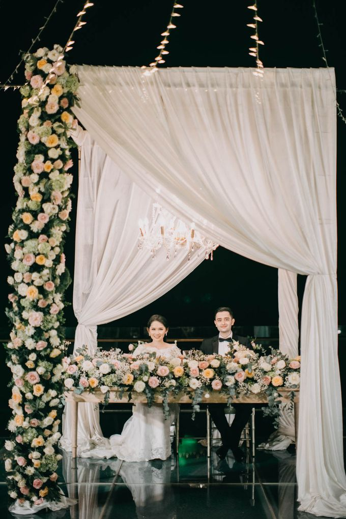The Wedding of Reza & Cintya by Bali Yes Florist - 017