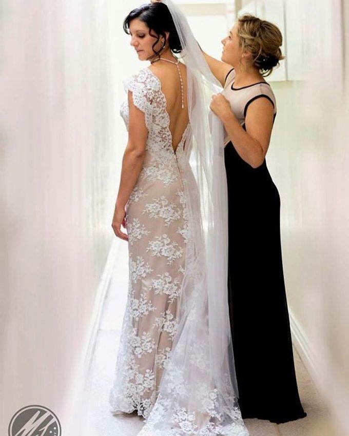 Jenna Wedding Gown - Custom by JRW Bridal - 010