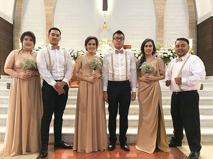 Bride's Maid Dress by AYANA Midplaza JAKARTA - 001