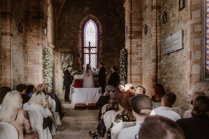 Alternative Wedding in Tenuta Mocajo in Tuscany  Italy by Fotomagoria - 033