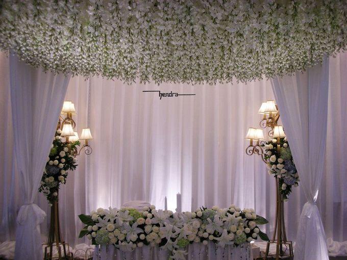 Wedding Arrangements by Fluxerchef Jakarta - 019