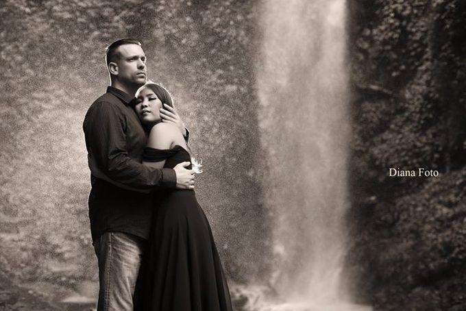 Trey Cherryl Prewedding by Diana Photo - 001